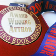 AWA medal, box, and ribbon