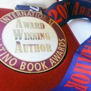 AWA medal, box, and ribbon